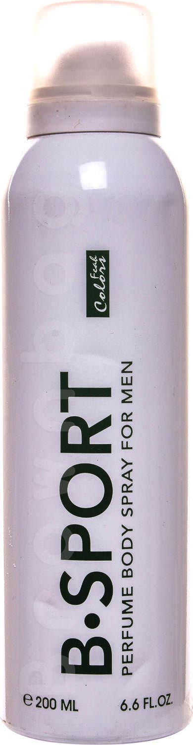 B. Sport Perfume Body Spray For Men