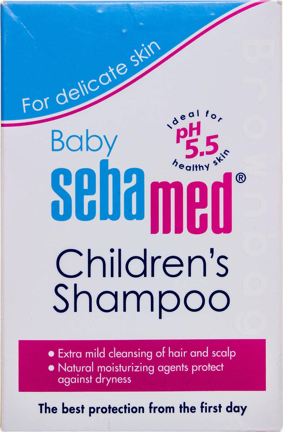 Baby Sebamed Children's Shampoo
