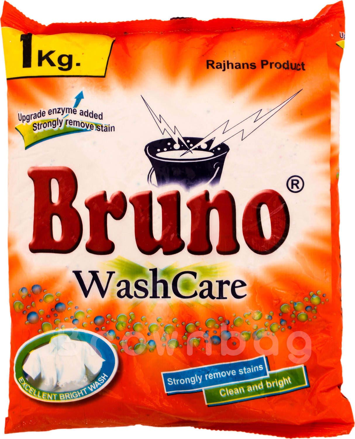 Bruno Wash Care Premium Detergent Powder