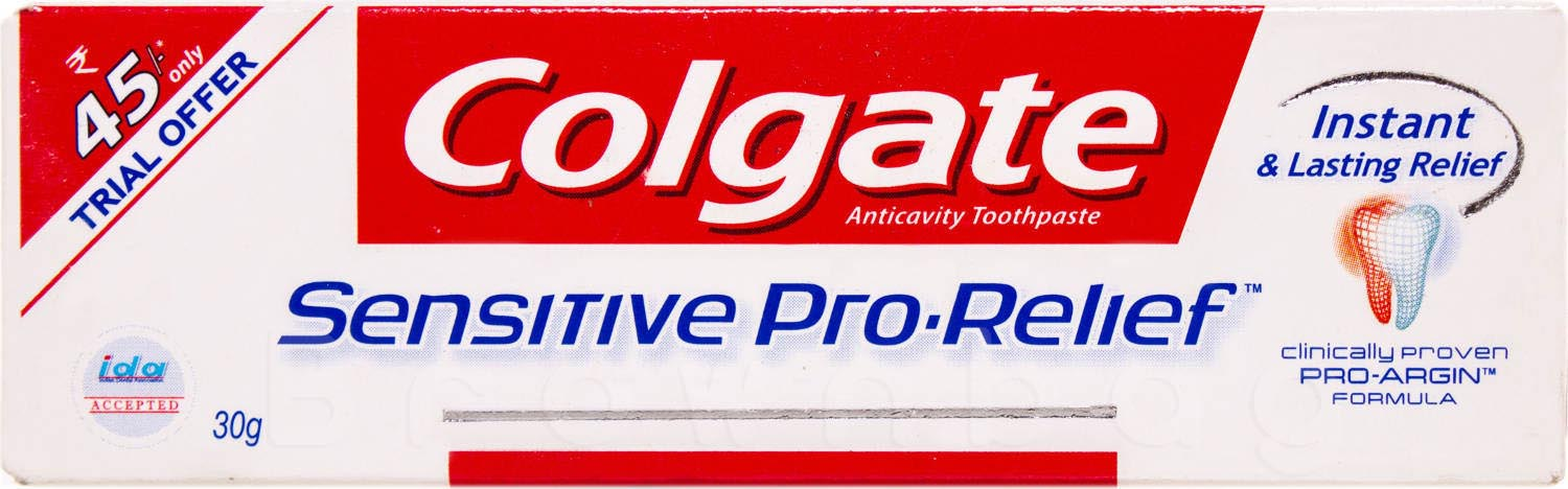 Colgate Sensitive Pro-relief Anticavity Toothpaste