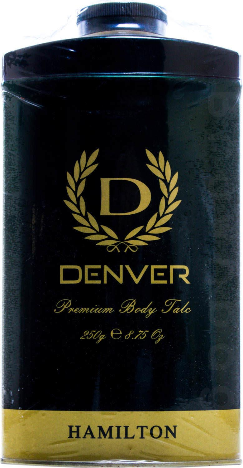 Denver Premium Honour Body talc