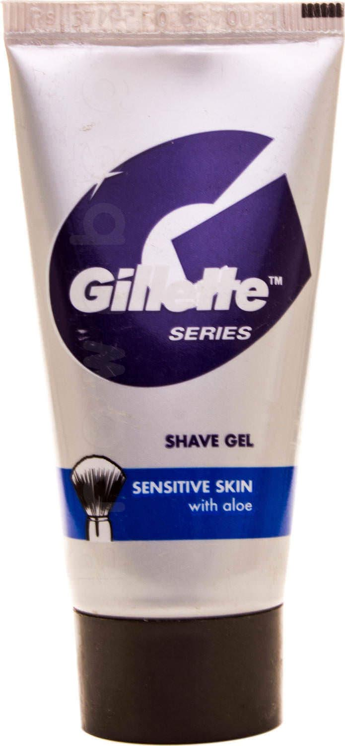 Gillette Series Sensitive Skin Shave Gel with Aloe