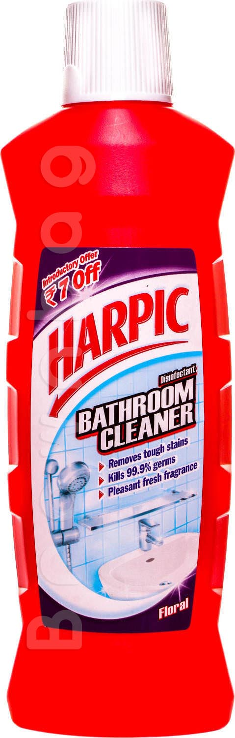 Harpic Bathroom Cleaner with Floral