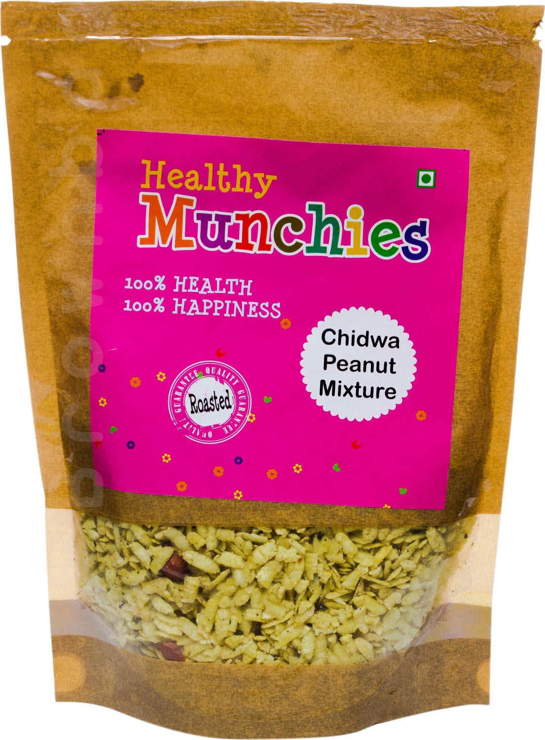 Healthy Munchies Roasted Chiwda Peanut Mixture