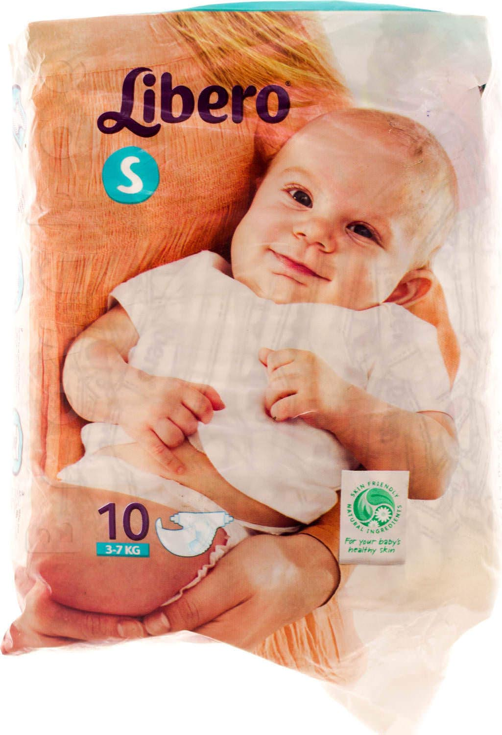 Libero Diapers Small 3-7kg