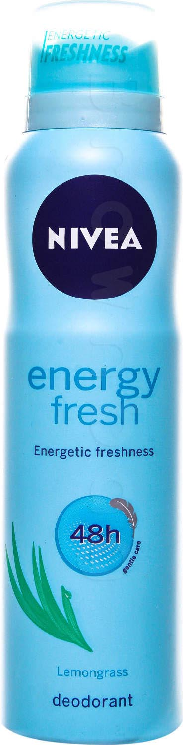 NIVEA Energy Fresh Lemongrass Deodorant