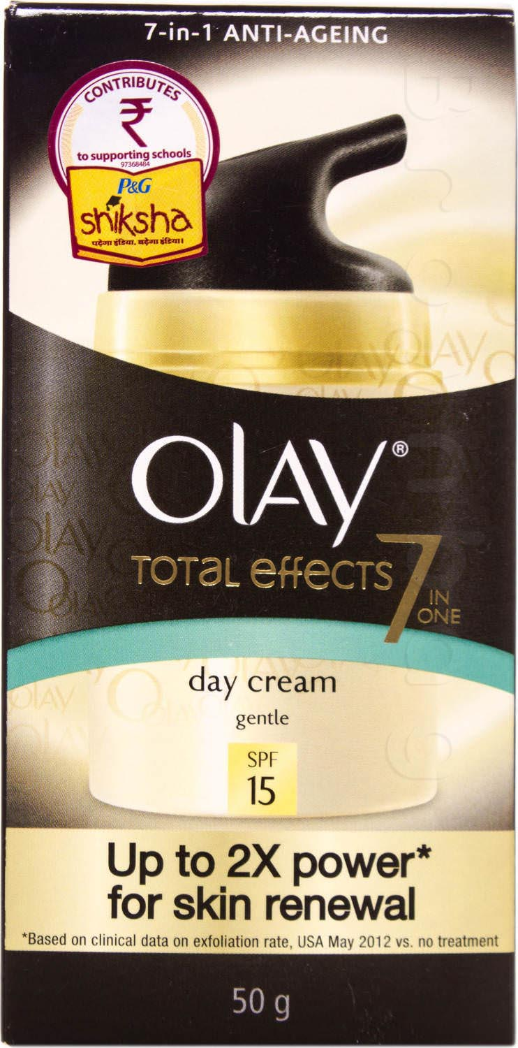 OLAY Total Effects 7 In One Anti-Ageing SPF 15 Day Cream