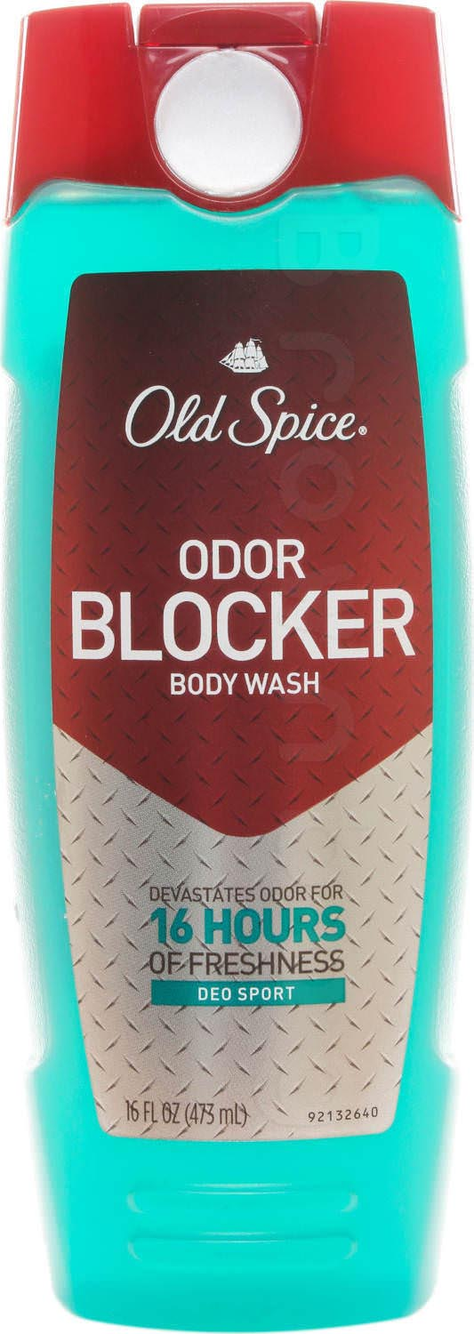OLD Spice Odor Blocker Body Wash