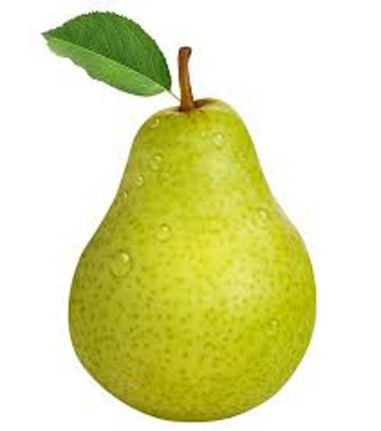 fresh fruit Babbu Ghosa Imported Pear 450 - 550gm