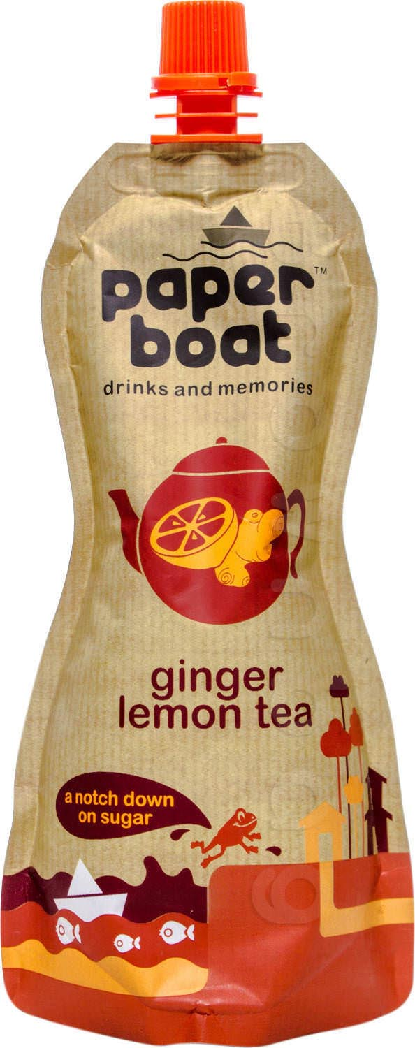 Paper Boat Ginger Lemon Tea