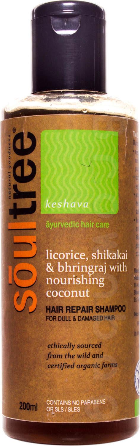 Soul tree Keshava Hair Repair Shampoo with Nourishing Coconut