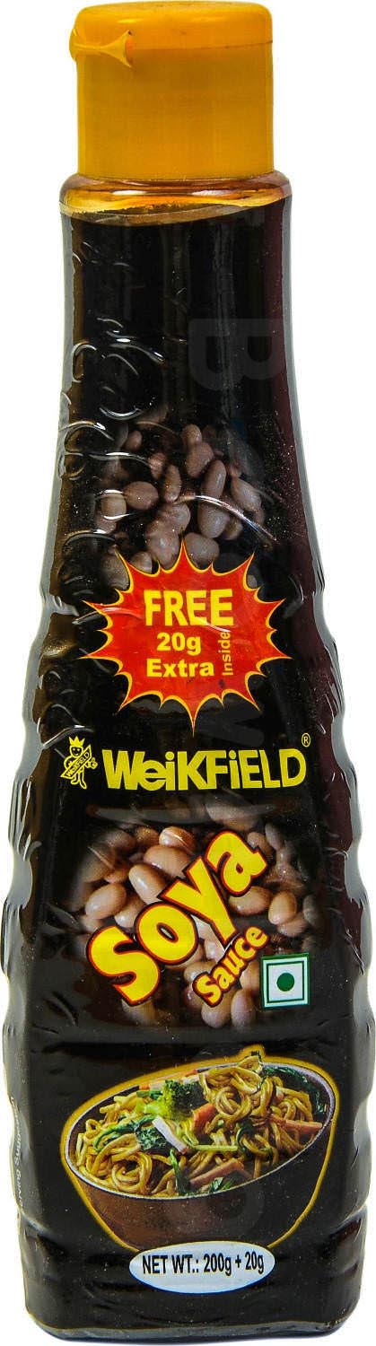 Weikfield Soya Sauce + 20g Extra