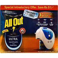 All out Ultra Liquid Electric SmartChip Machine + Refill buy online at best price - Brownbag.in