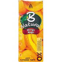 B Natural Mango Magic Juice, Alphonso Taste