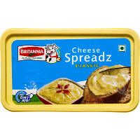 BRITANNIA Classic Cheese Spreadz