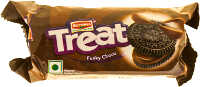 Britannia Treat Funky Choco Biscuits