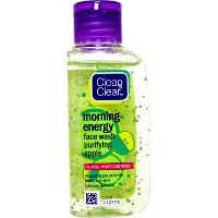 Clean & Clear Morning Energy Apple FaceWash