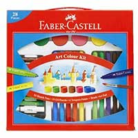 Faber Castell Art Colour Kit
