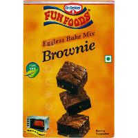 Dr. Oetker Funfoods Brownie Bake Mix