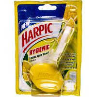 Harpic Hygienic Toilet Rim Block with Citrus