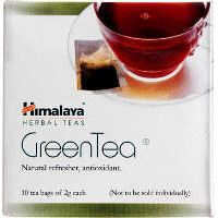 Himalaya HERBAL TEAS Green Tea