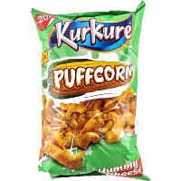 Kurkure Puffcorn with Yummy Cheese