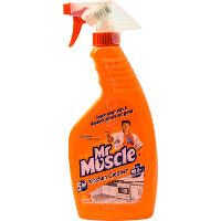 Mr Muscle 5in1 Kitchen Cleaner with Orange