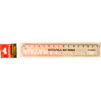 Nataraj 621 Transparent Scale