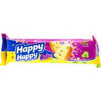 Parle Happy Tutty Frutty Flavoured Cakes