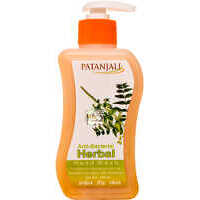 Patanjali Anti-Bacterial Herbal Hand Wash