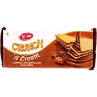 Tiffany Crunch 'n' cream Chocolate wafers