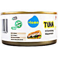 Viamo Tuna in Tantalizing Mayonnaise