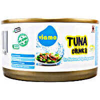 Viamo Tuna Chunks in Natural Spring Water